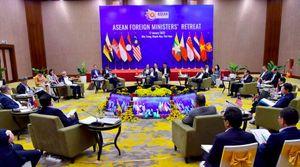 Khai mạc Hội nghị Bộ trưởng Ngoại giao ASEAN 2020