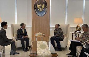 Việt Nam-Indonesia thúc đẩy hợp tác trong lĩnh vực biển và nghề cá