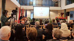Truy tặng Huân chương của Chủ tịch nước cho nhà làm phim Hà Lan