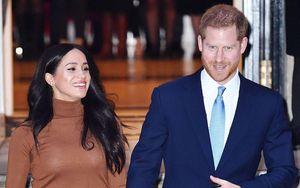 Harry và Meghan mất tước hiệu, phải hoàn trả tiền cho hoàng gia
