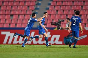 Ghi 1 loạt siêu phẩm, 'khắc tinh' của U23 Việt Nam ngược dòng đè bẹp U23 UAE