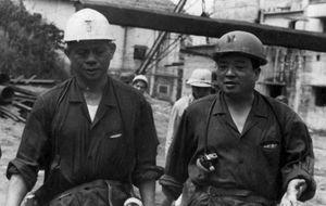 Chuyên gia đào giếng đứng đầu tiên trong ngành Than