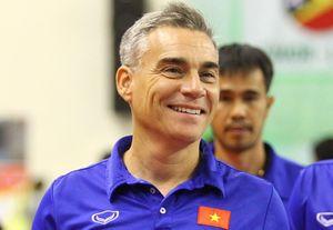 Cựu HLV tuyển futsal Việt Nam tìm được việc làm mới