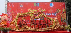Bắc Giang: 'Xuân yêu thương - Tết sum vầy' cho hơn 2.000 thanh niên công nhân