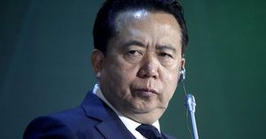 Cựu chủ tịch Interpol bị tuyên án 13,5 năm tù