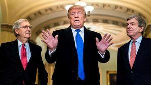 Cuộc chiến nhân chứng trước phiên luận tội Trump ở Thượng viện