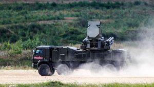 Serbia mua 'vũ khí vạn năng' Pantsir-S1 của Nga