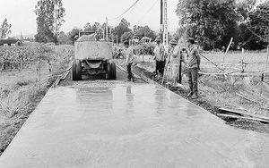 Xây dựng nông thôn mới ở quê lúa xứ Nghệ