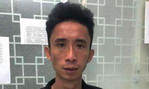 Bắt tên cướp xe ôm ở Sài Gòn trên đường trốn ra Nghệ An
