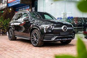 Khám phá Mercedes-Benz GLE300 Diesel 2020, giá hơn 6 tỷ tại Hà Nội