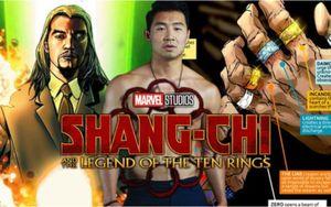Fan tạo poster cho 'Shang-Chi and the Legend of the Ten Rings': Master of Kung Fu xuất hiện siêu ngầu cùng Mandarin!