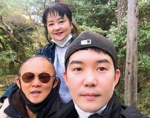 HLV Park Hang Seo hạnh phúc đón năm mới cùng gia đình ở Nhật Bản