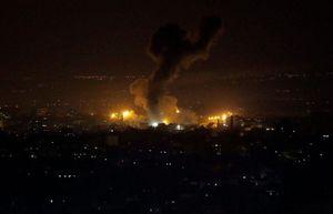 Israel - Palestine: Đáp trả Hamas, Israel tiếp tục không kích Dải Gaza