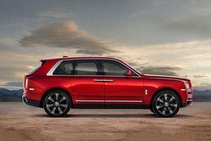 Top 10 xe SUV đắt đỏ nhất tại Việt Nam: Rolls-Royce Cullinan 'vô đối'