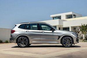 Chi tiết BMW X3 M 2020: Công suất 503 mã lực, giá gần 1,8 tỷ đồng