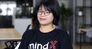 Nguyễn Thị Thu Hà, Giám đốc điều hành MindX: Không có lý do gì để giới hạn giấc mơ của mình