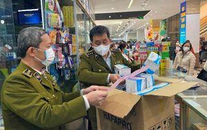 Hà Nội xử phạt các cơ sở tăng giá bán khẩu trang y tế