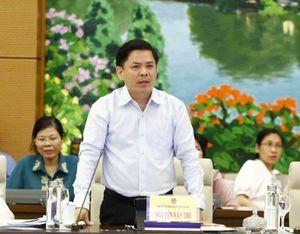 Bộ trưởng Nguyễn Văn Thể: Vai trò của giao thông vận tải trong phát triển kinh tế - xã hội