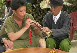 Kèn Pí Lè - nhạc cụ văn hóa truyền thống của đồng bào Giáy Lào Cai