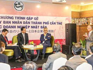 Phát huy vai trò Japan Desk Cần Thơ thúc đẩy đầu tư từ Nhật Bản