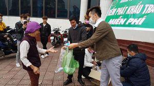 Quảng Yên: Cấp phát miễn phí hơn 5.500 khẩu trang cho người dân