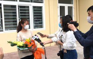 Bệnh nhân 'thoát' Corona ở Thanh Hóa nói gì sau khi xuất viện?
