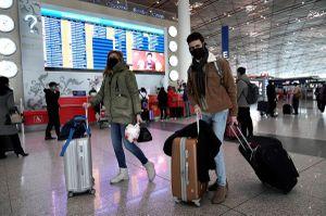Lo ngại virus corona, người nước ngoài đồng loạt rời khỏi Trung Quốc