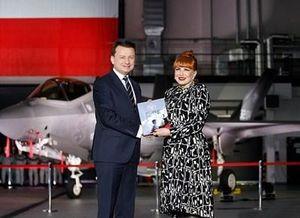 Ba Lan là khách hàng mới nhất của F-35