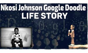 Google Doodle vinh danh Nkosi Johnson