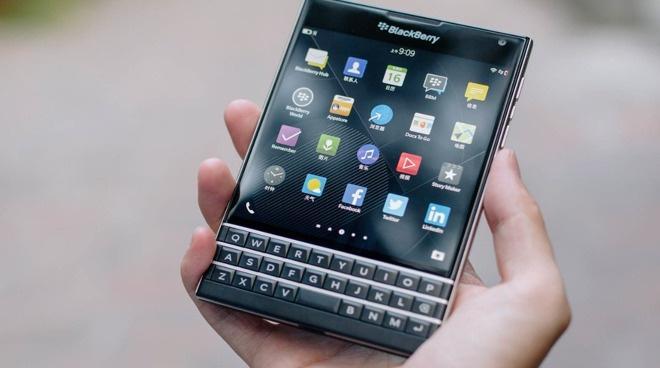 BlackBerry lại 'chết'
