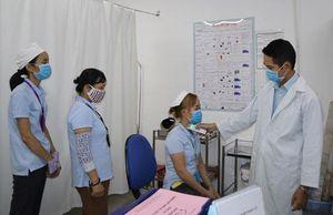 Tăng cường kiểm tra sức khỏe người lao động tại các khu công nghiệp