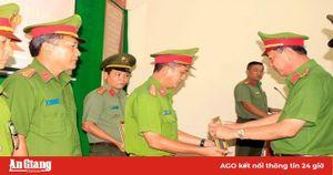 Công an Tân Châu phát huy sức mạnh tổng hợp của cả hệ thống chính trị