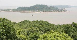 Tất cả tàu từ Trung Quốc đến cảng Hải Phòng phải kiểm dịch y tế tại điểm neo Hòn Dấu