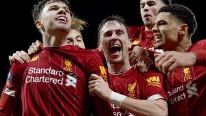 Cựu hậu vệ trẻ MU giúp Liverpool giành chiến thắng ở cúp FA