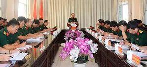 Bộ tổng Tham mưu kiểm tra công tác sẵn sàng chiến đấu tại Lữ đoàn 96