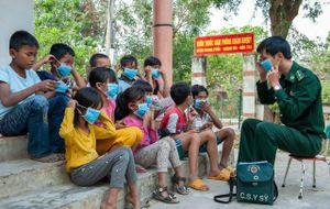 BĐBP Đắk Lắk chủ động phòng, chống dịch viêm phổi cấp do virus Corona