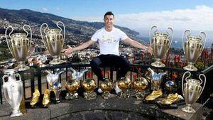 Hôm nay Ronaldo tròn 35 tuổi: 'Tất cả mới chỉ... bắt đầu'