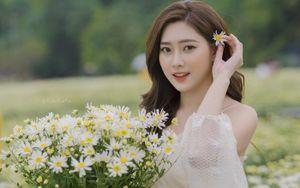 Hoa khôi Huyền Trang: Ước mơ của tôi là trở thành một 'MC quốc dân'