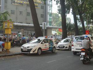 Hiến kế sử dụng hiệu quả điểm đón taxi cố định