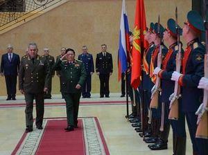 Hợp tác quốc phòng, trụ cột trong quan hệ đối tác chiến lược toàn diện Việt Nam - LB Nga