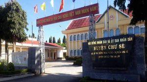 Loạt sai phạm trong quản lý sử dụng ngân sách ở UBND huyện Chư Sê, Gia Lai