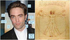 Các nhà khoa học công bố Robert Pattinson là người đàn ông có khuôn mặt hoàn hảo nhất thế giới