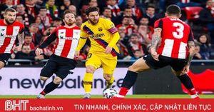 Chơi thất vọng, Barca và Real 'nắm tay nhau' rời Cúp Nhà vua
