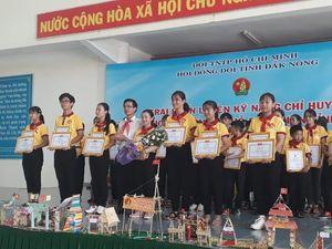 Trường TH&THCS Trần Phú: Vượt khó đi lên lập nhiều thành tích đáng tự hào