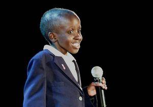 Nkosi Johnson - cậu bé chỉ sống 12 năm nhưng đã thành biểu tượng