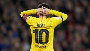 Barca kêu ca là nạn nhân của trọng tài