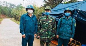 Những người nơi tuyến đầu phòng chống dịch virus Corona