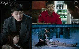 Phim 'Hạ cánh nơi anh' của Hyun Bin và Son Ye Jin rating giảm - Phim của Park Seo Joon đạt rating 'khủng'