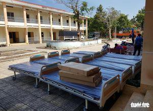 TP.HCM : Thứ hai 10-2,Bệnh viện dã chiến phòng dịch corona đi vào hoạt động