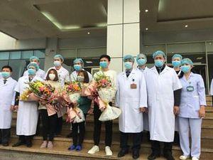 Việt Nam điều trị thành công 6/14 ca nhiễm nCoV